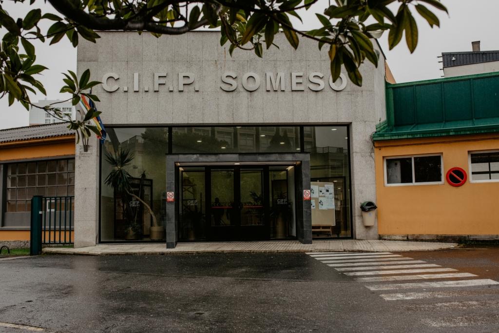 Calendario Escolar Xunta.English Cifp Someso